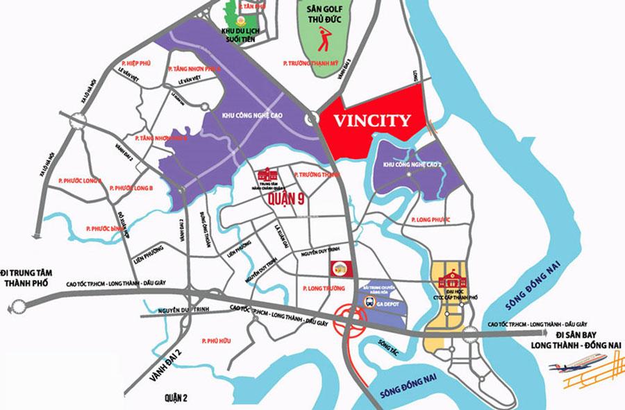 location vincity shophouse district 9