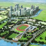 Ho Chi Minh City chose the planning project of Rach Chiec Sports Complex