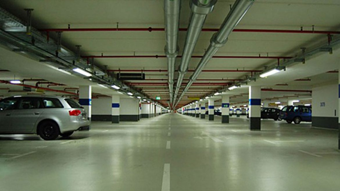 projects in hanoi are required to have underground parking garage