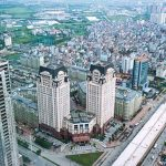 Areas in Hanoi are developing strongly in the real estate