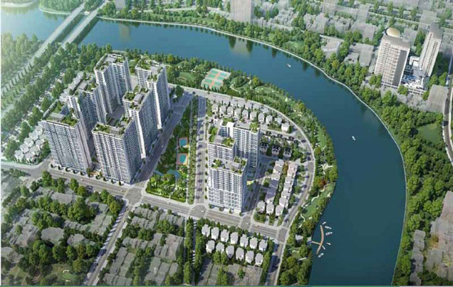 real estate in HCMC