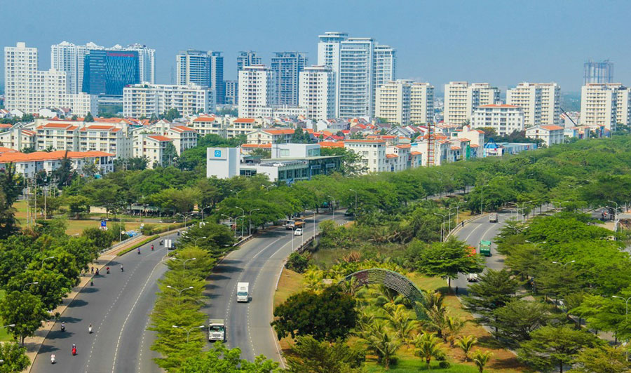 real estate market in Ho Chi Minh City