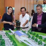 The attraction of tara residence project