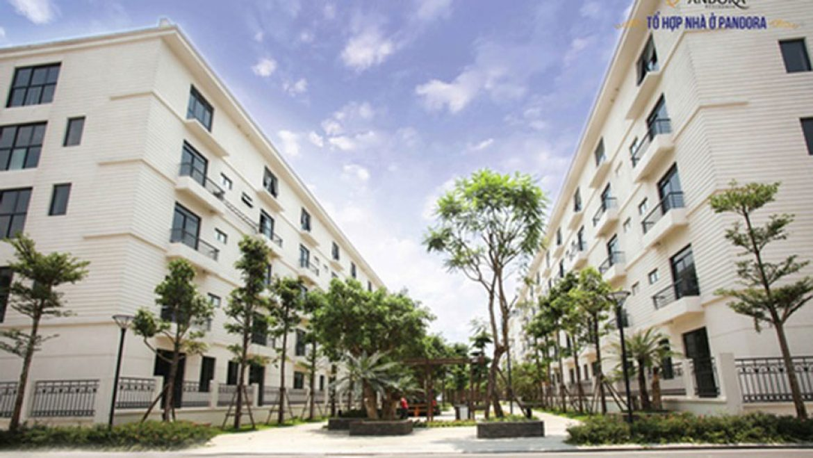 The project land Westpoint - South 32, the current price from 21 million / m2.