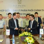 the project worth 2,600 billion  of in da nang is going to launch to the market
