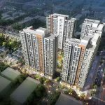 The victoria village apartment project