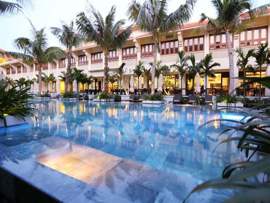 Top hotel in hoi an have acceptable price you should stay