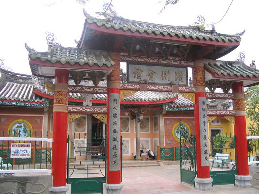 Assembly of the Chaozhou