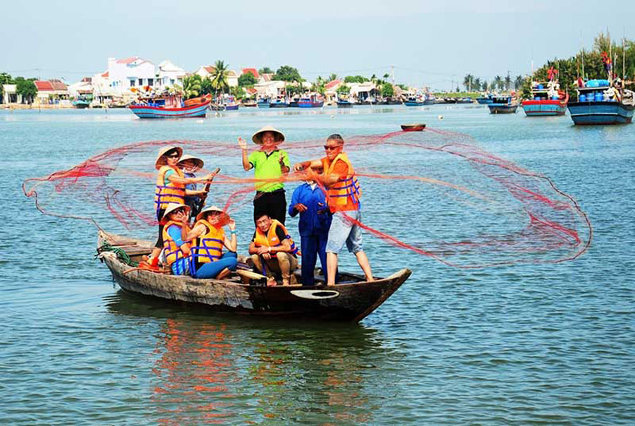 Breaking the beauty of culture in Quang Nam