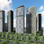 District 7 apartments on a large scale of 5 hectares