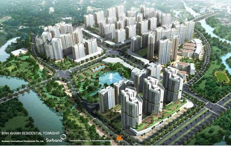 HCMC West market