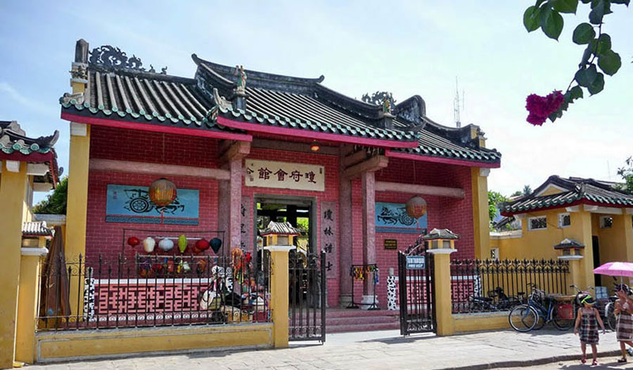 Hainam Conference Hall
