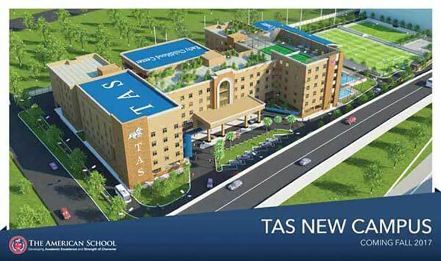 Overview The TAS International School