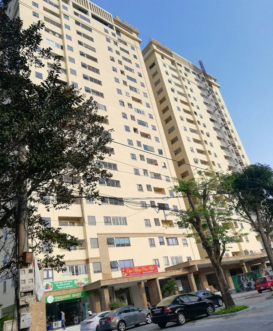 Truong Thinh apartment building