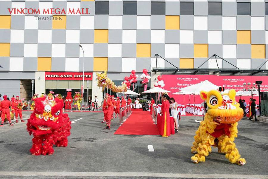 Vincom Mega Mall Thao Dien