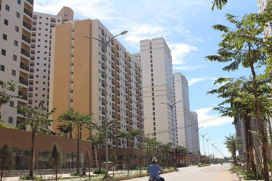 Many apartment in HCMC has not accepted fire prevention