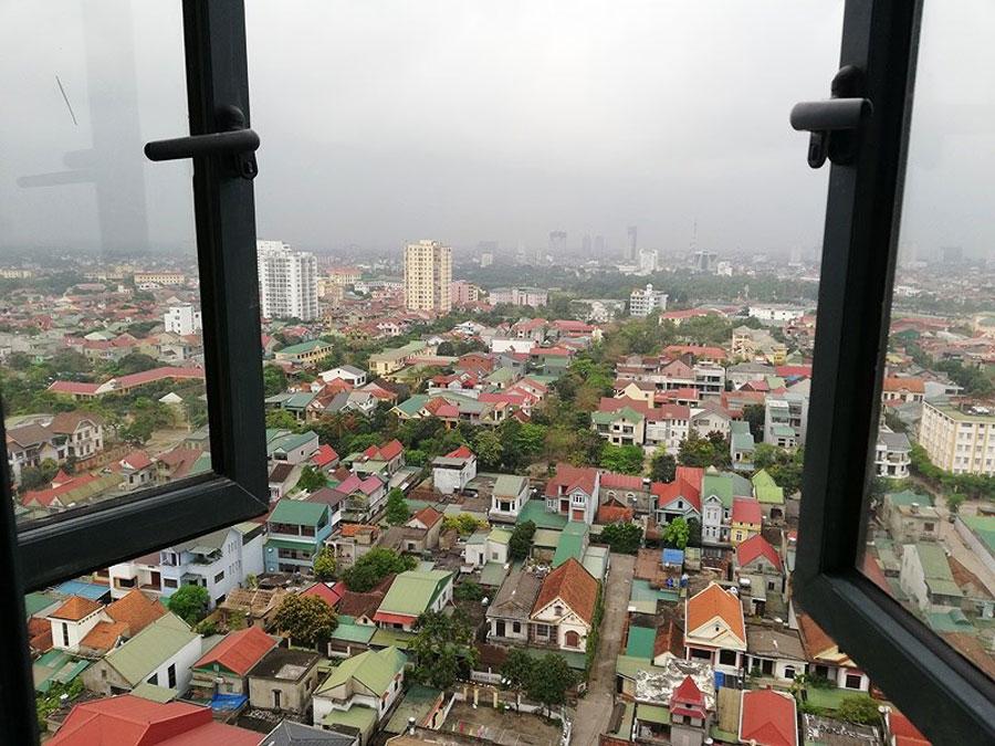 condominiums located near residential areas