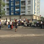 Leader of Police Fire in HCMC: 'People do not know where they are at home'