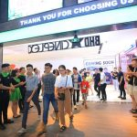 Promotion of the first two Vincom launches in Hue and Quang Binh