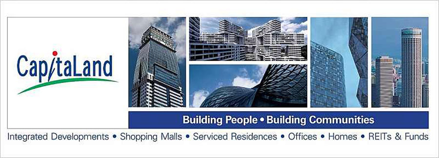 CapitaLand operates in a variety of fields