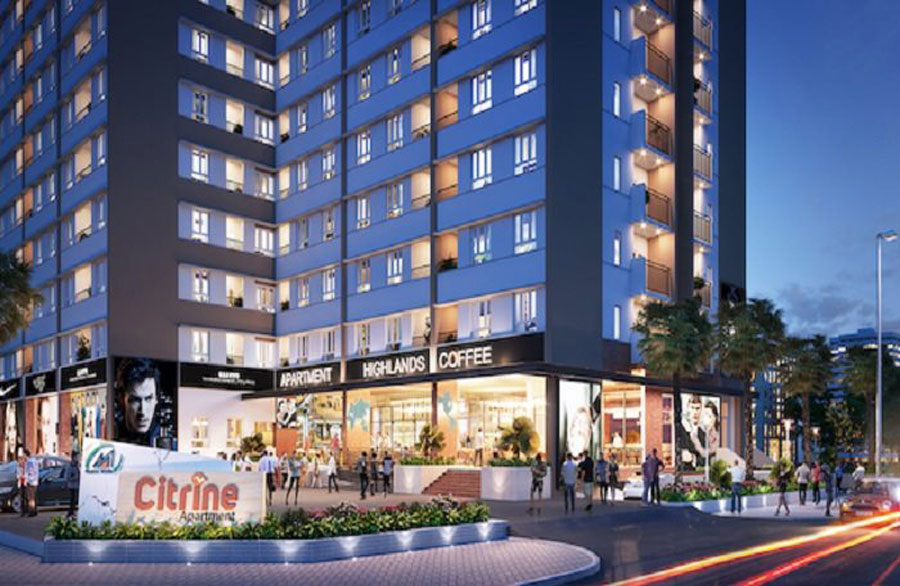 Citrine Apartment project