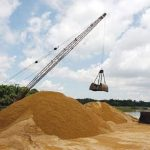 Construction sand prices have changed dramatically, Deputy Prime Minister asked 7 ministries to join