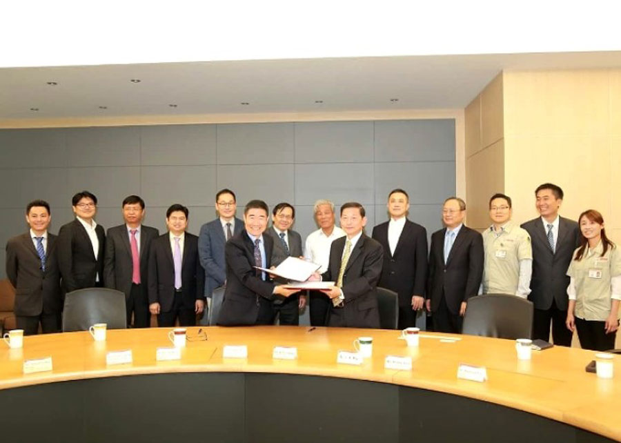 Deawon-Thu Duc and VMEP joint venture development projects in Hanoi
