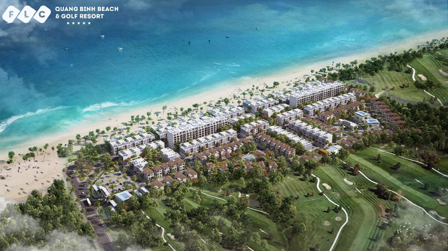 FLC Lux Area - The Ocean Village.