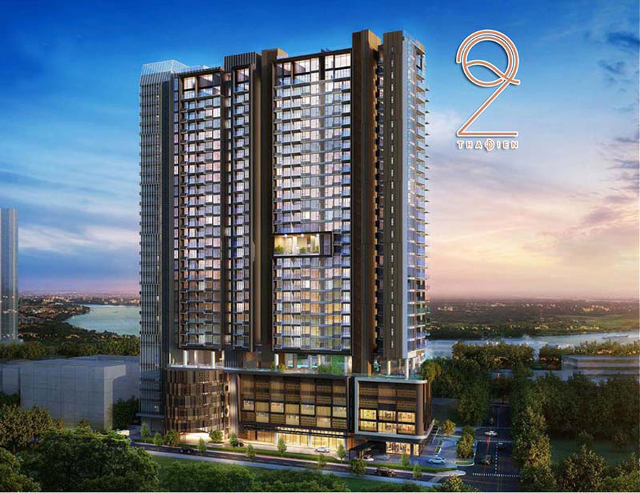 Perspective of Q2 THAO DIEN project