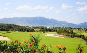 Golf course with 18 holes modern, class of Eco Charm Da Nang
