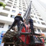 Hanoi: 188 commercial buildings and high-rise buildings are at risk of fire