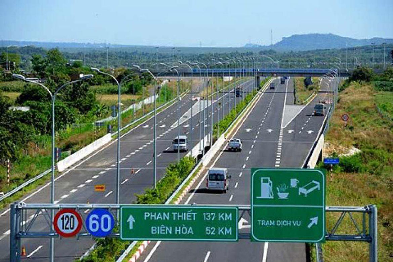 Ho Chi Minh Highway - Long Thanh - Dau Giay