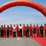 Inaugurate Cao Lanh cable-stayed bridge with the total of VND12 trillion