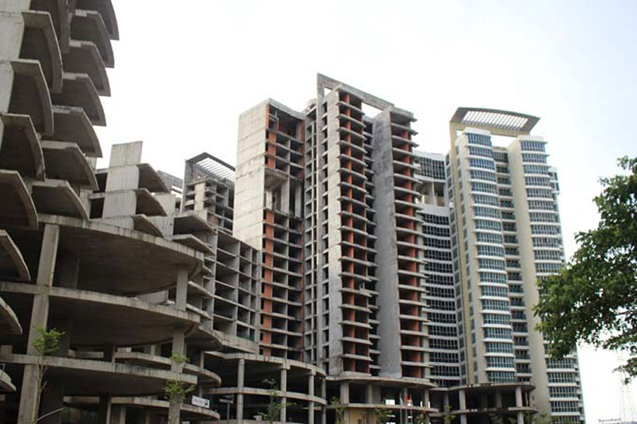 Infrastructure is a lever for the housing market to be more active, especially in the ground segment