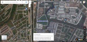 Location of Sapphira Khang Dien apartments District 9
