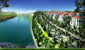 Nam Hoa Xuan ecological urban area