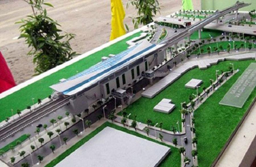 Nam Thang Long - Tran Hung Dao metro project will be held to bidding