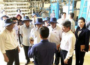 National Assembly delegation visits Da Phuoc garbage