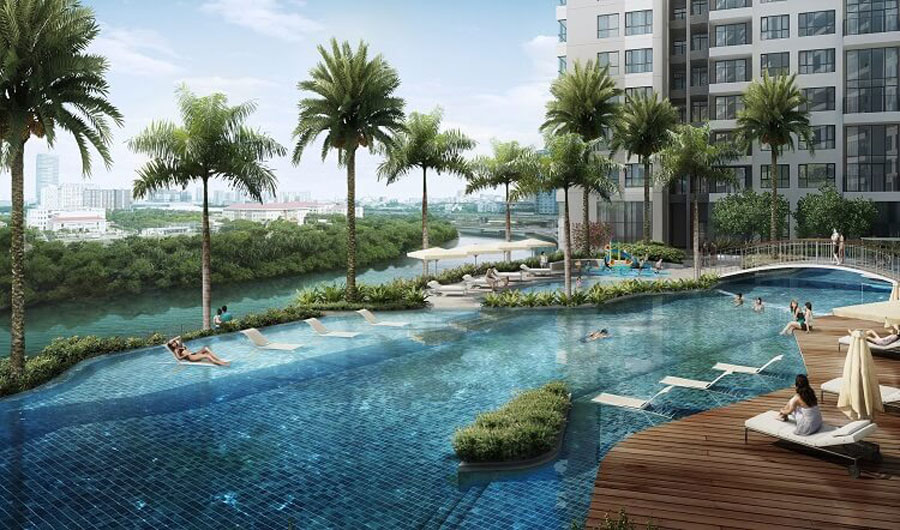 The View Riviera Point owns more than 30 local amenities