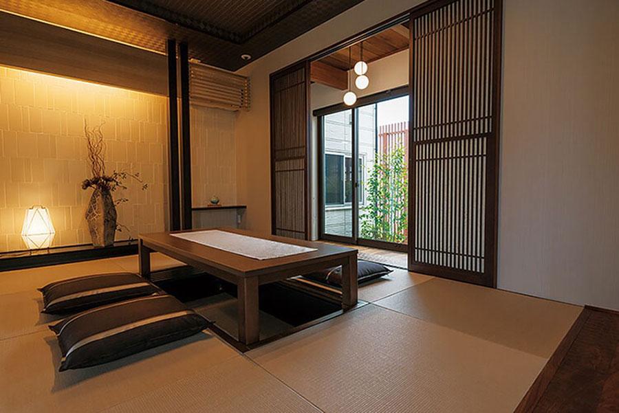 Projecting Tatami