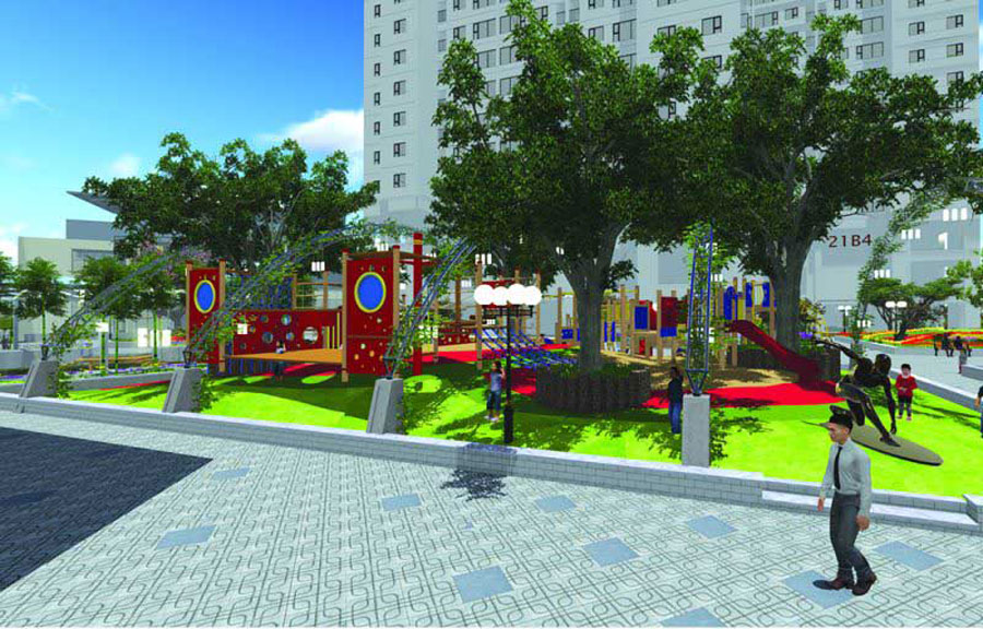 Q2 Thao Dien - Ideal living space and best quality education for your children.