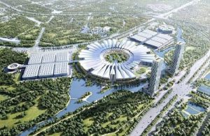 The National Exhibition Exhibition Center