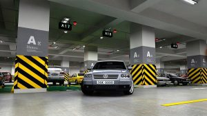 The current status of car rental is still limited