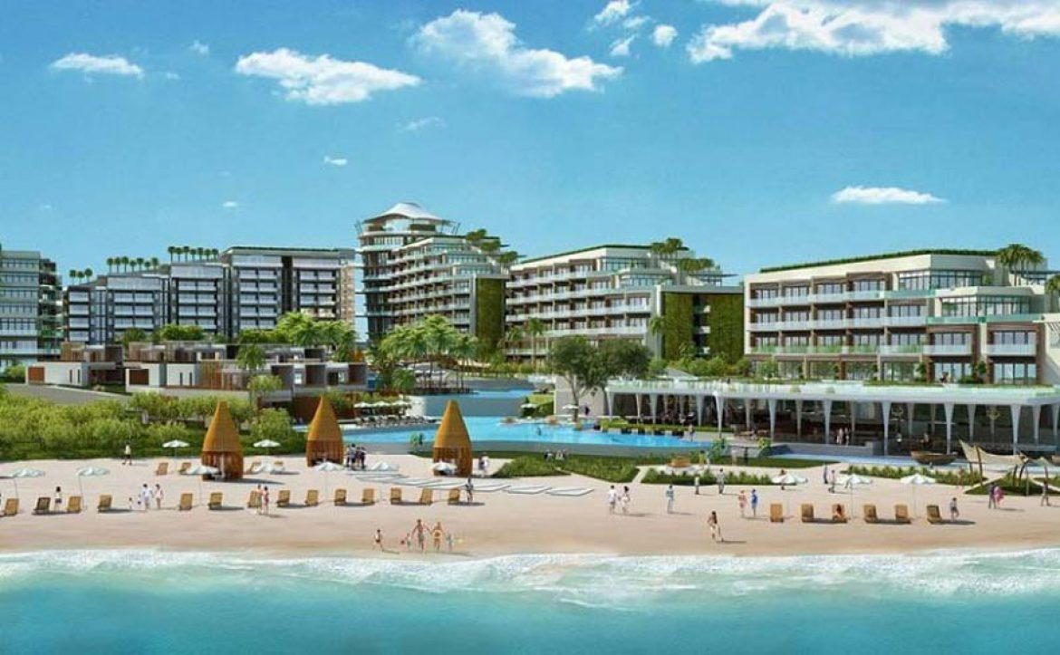 The first hotel condotel was built in Phu Quoc
