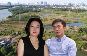 The negotiation to cancel the sale of 32ha of Phuoc Kien land