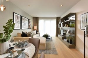Two- bedroom apartment at Chiswick Gate