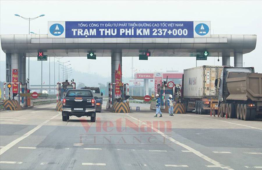 VEC also said that the Noi Bai - Lao Cai expressway has set a record of nearly 48,000 arrivals / days