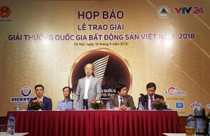 Vietnam National Property Awards 2018 to be presented
