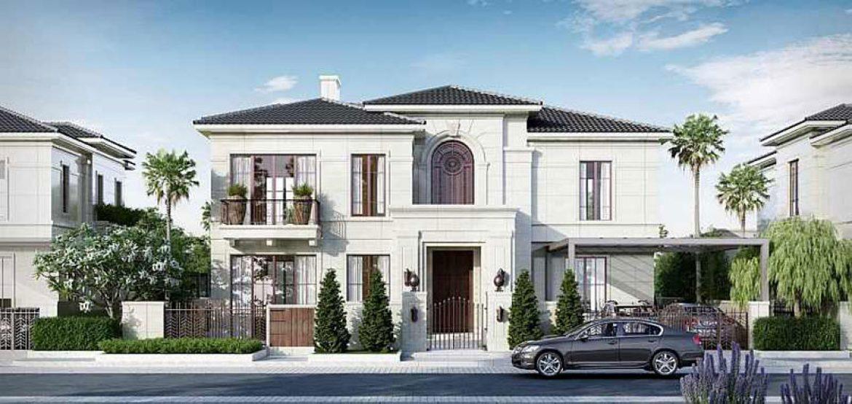 Villa at Swan Bay Dai Phuoc project
