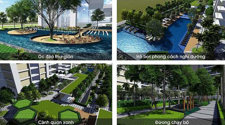 Vista Dong Van Cong project